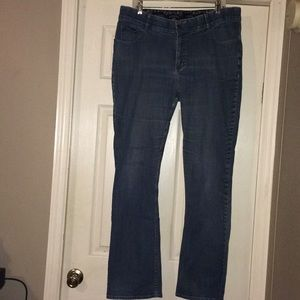 Riders by Lee highrise straight legged Jeans